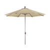Phat Tommy 9-ft Antique Beige Market Umbrella