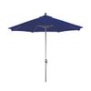 Phat Tommy Navy Blue Market Patio Umbrella