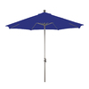 Phat Tommy Royal Blue Market Patio Umbrella