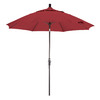 Phat Tommy Outdoor Oasis Red Market Patio Umbrella