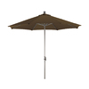 Phat Tommy Octagon Terracotta Market Umbrella with Tilt-and-Crank (Common: 9-ft x 9-ft; Actual: 9-ft x 9-ft)