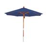 Phat Tommy Sapphire Market Patio Umbrella