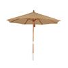 Phat Tommy Straw Market Patio Umbrella