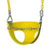 Gorilla Playsets Yellow Toddler Swing