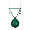 Gorilla Playsets Green Ring/Trapeze Combo