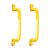 Gorilla Playsets Set of 2 Yellow Grab Handles