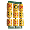 Gorilla Playsets Yellow Tic-Tac-Toe Game