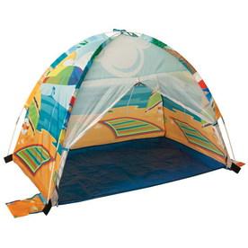 Pacific Play Tents Seaside Beach Cabana Playhouse Plastic Playhouse Kit