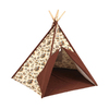 Pacific Play Tents Cowboy Tee-Pee Wood Playhouse Kit