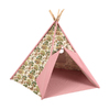 Pacific Play Tents Teddy Bear Tee-Pee Wood Playhouse Kit