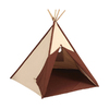 Pacific Play Tents Authentic Tee-Pee Wood Playhouse Kit