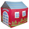 Pacific Play Tents Little Red School House Playhouse Plastic Playhouse Kit