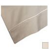 Gotcha Covered Ecru Cotton Pillow Case