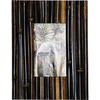 Bamboo 54 8.5-in x 10.5-in Dark Picture Frame