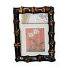 Bamboo 54 6-in x 8-in Burnt Picture Frame