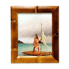 Bamboo 54 Waikiki Picture Frame (Common: 8-in x 10-in; Actual: 10.75-in x 12.5-in)