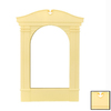 Classy Custom Sherbet Alley Yellow Small Decorative Frame
