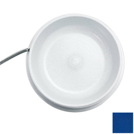 K&H Manufacturing Blue Plastic Pet Bowl