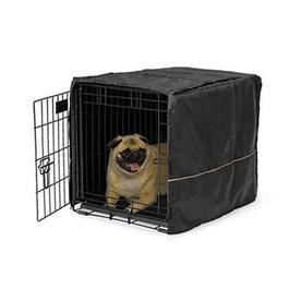 midwest pets 24.5-in L x 17.5-in W Polyester Shade Kennel Cover