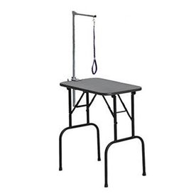 midwest pets Black-Electro Coat Dog Grooming Table