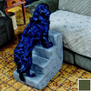 Snoozer Economy 3-Step Olive Foam Pet Step
