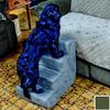 Snoozer Economy 4-Step Olive Foam Pet Step