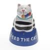 Snoozer Ceramic Pet Food Storage Container