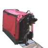 Snoozer 2.16-ft x 1.58-ft x 2-ft Red Collapsible Pet Crate