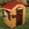 KidKraft Playhouse Wood Playhouse Kit