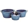 Woodland Imports 3-Tub Wine Chillers
