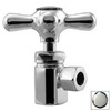 Westbrass Polished Chrome Angle Valve
