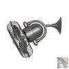 Matthews 13-in 3-Speed Oscillating Fan