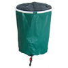 Bosmere 50-Gallon Green Plastic Rain Barrel