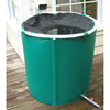 Bosmere 75-Gallon Plastic Rain Barrel