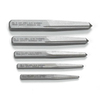 KD Tools 5-Piece Straight Fluted Screw Extractor Set