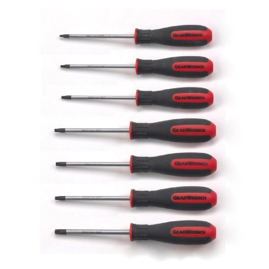 shop kd tools 7 piece torx screwdriver set at. Black Bedroom Furniture Sets. Home Design Ideas