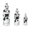KD Tools 3-Pack U-Joint Socket Adapters