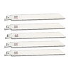 Morris Products 5-Pack 9-in 10-TPI Bi-Metal Reciprocating Saw Blades