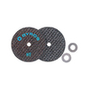 Gyros 2-Count Fiber Cutting Wheels