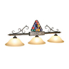 RAM Gameroom Products Bronze Pool Table Lighting