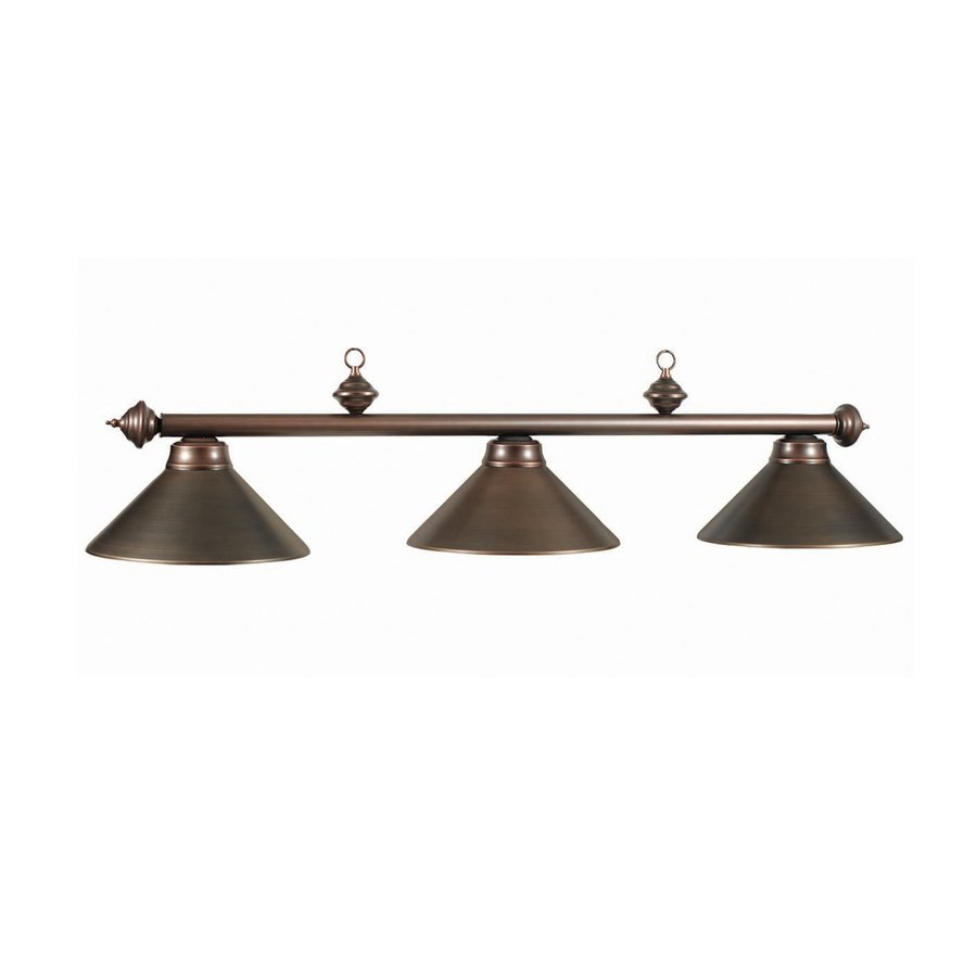 ... Gameroom Products Oil-Rubbed Bronze Pool Table Lighting at Lowes.com