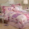 PEM America Outlet Spring Hearts Queen Cotton Sheet Set