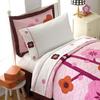 My World Flowers for Hanna Twin Cotton Sheet Set