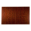 Anji Mountain 48-in W x 72-in L Dark Cherry Chair Mat