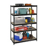 International Tool Storage Boltless Rivet Five-Shelf Steel Shelving Unit