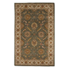 Jaipur Mythos Multicolor Wool Runner (Actual: 48-in x 192-in)