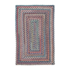Colonial Mills Ridgevale 24-in W x 12-ft L Multicolor Runner