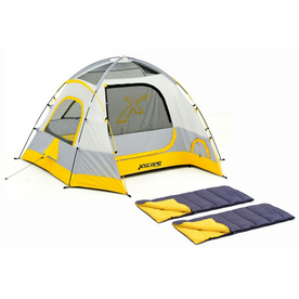 Xscape Vertex 4 and Sleeping Bag Combo