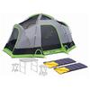 Xscape Vista 6 Table Stools and Sleeping Bag Combo