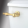 Elements of Design Polished Brass Toilet Handle